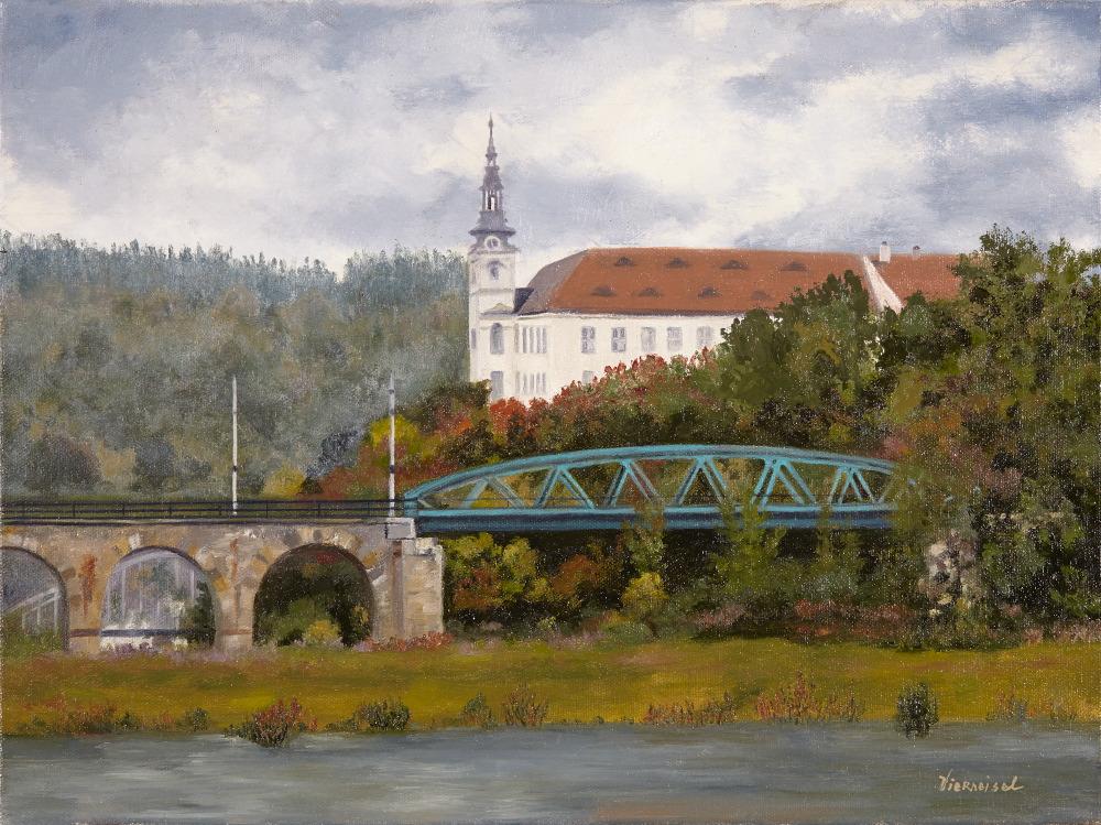 Bridges Approaching Dresden